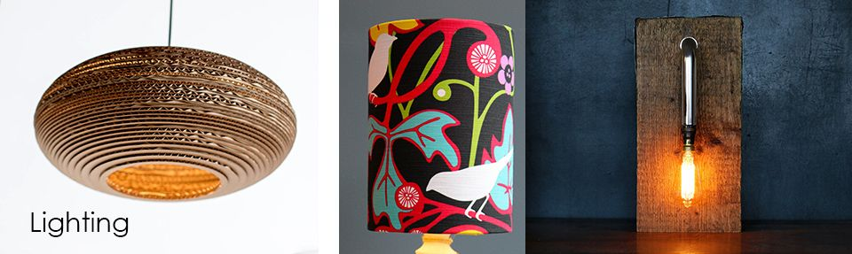 Lighting and Lampshades, Home decor