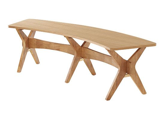 Oak Seating Bench
