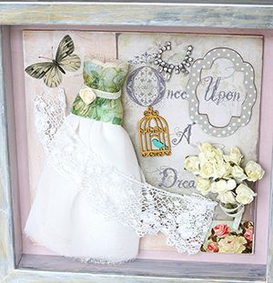 Shadow box, DIY KIts, Self assembly kits, frames, miniatures