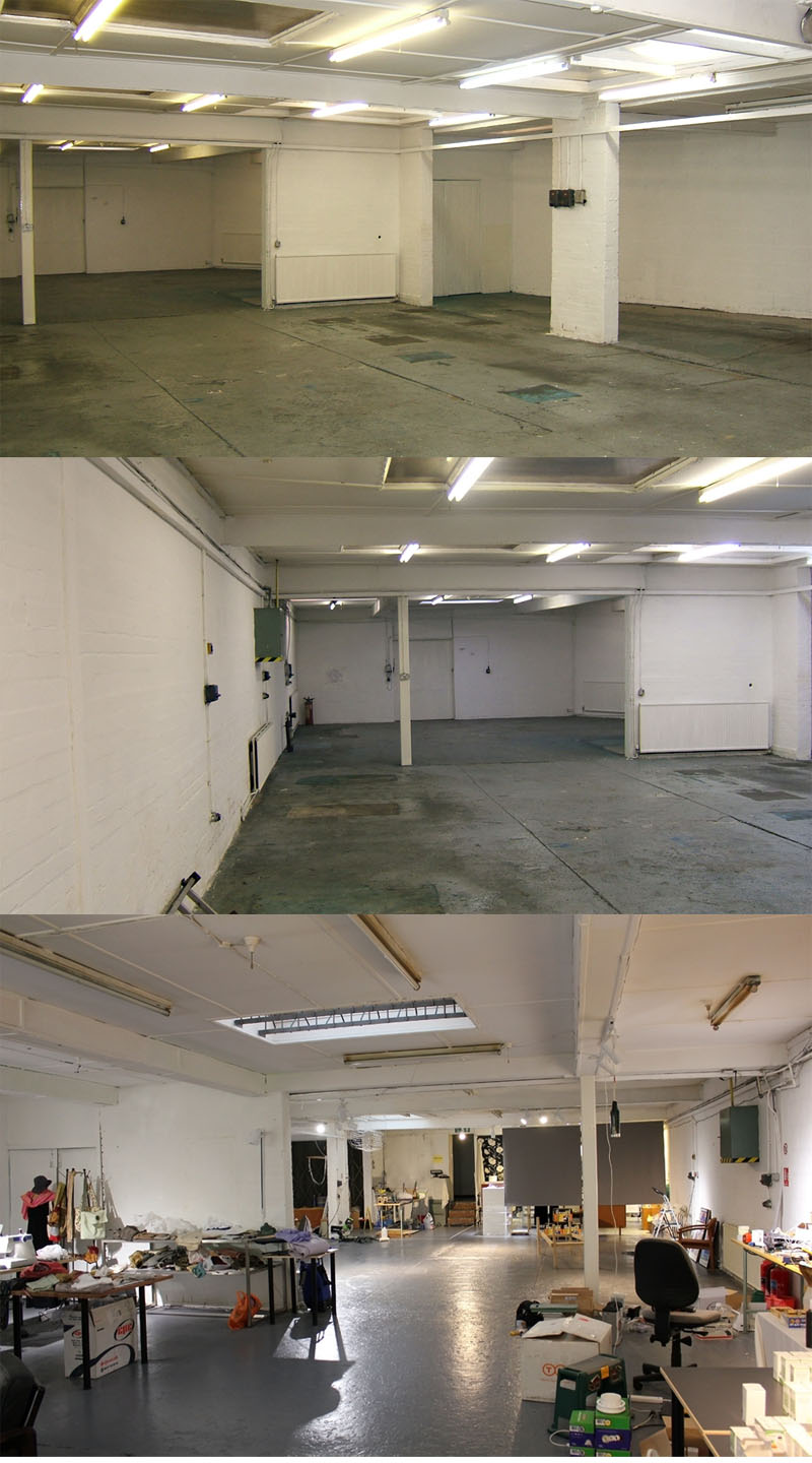 Workshop and Event Space